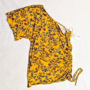 NWT Jessica Simpson Maternity Shirt